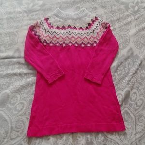 Gymboree size 8 sweater dress